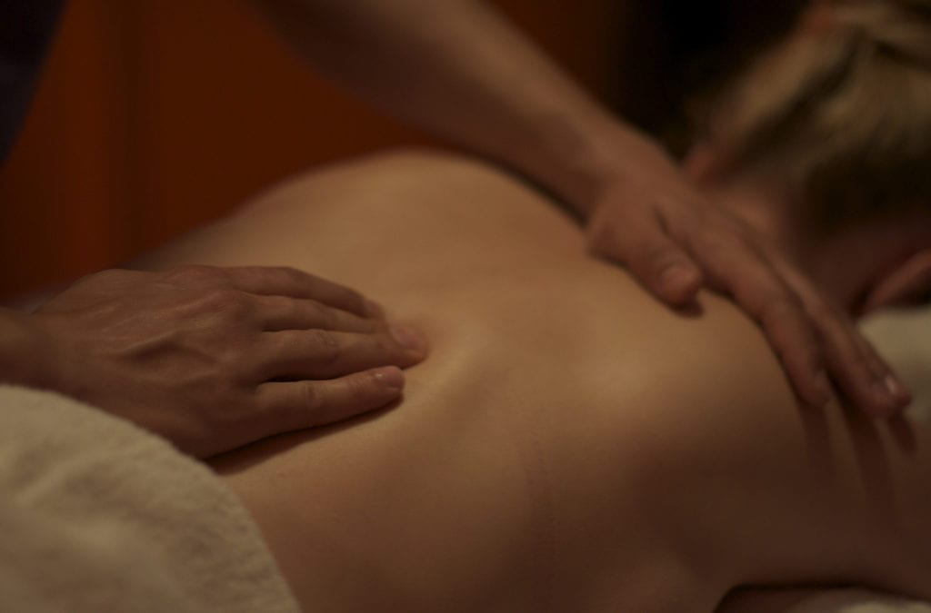Celebrate National Massage Month!