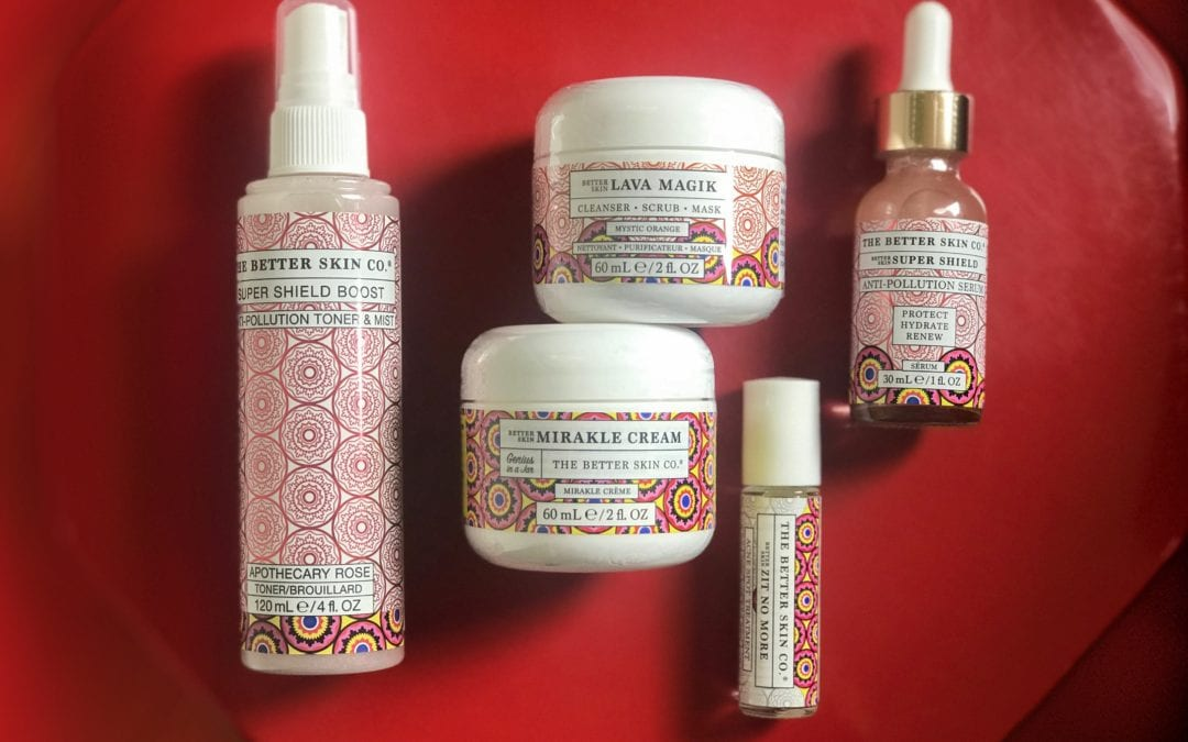 Get Your Glow on With This Amazing Skincare Set from The Better Skin Co!