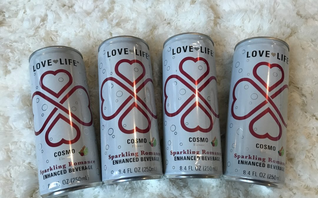 Love Life Sparkling Romance Enhanced Beverage Review