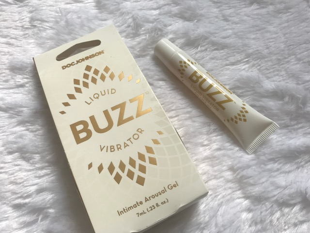 Doc Johnson's Buzz Liquid Vibrator Review