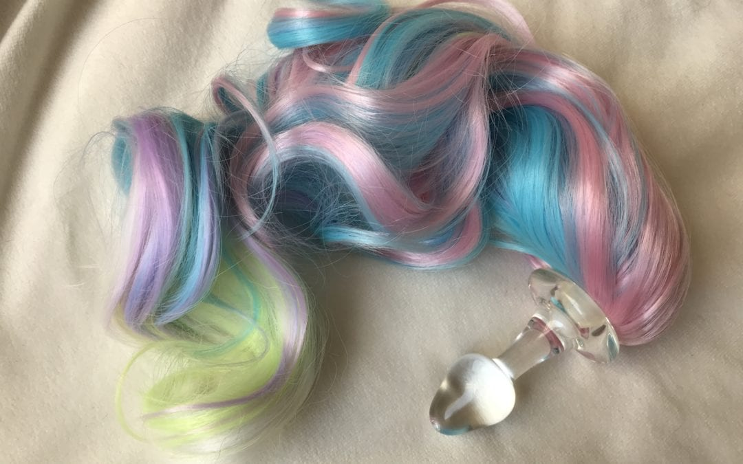 Crystal Delights My Lil Pony Butt Plug Review