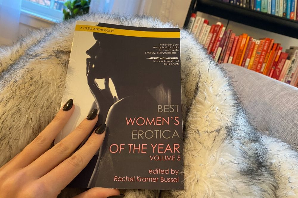 Best Women's Erotica of the Year, Volume 5 Review (2020)
